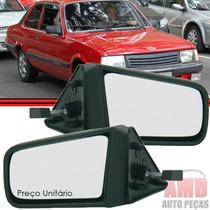 Retrovisor Espelho Chevette Marajo Com Controle Rx2204