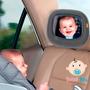 Bebê Espelho Interno Para Auto Banco Traseiro Recém Nascido
