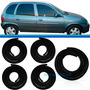 Kit Borracha Porta E Porta Malas Corsa Hatch 4p 1994 A 2002