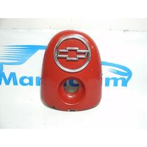 Moldura Da Fechadura Porta Malas Gm Corsa Hatch 00/... N3