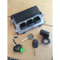 Kit Central Injeção Eletrônica + Chaves Honda New Civic