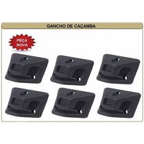 Gancho Caçamba Carroceria Gm Chevy 500 D-20 A-10 Kit 6 Pçs