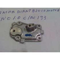 Tampa Dianteira Bloco Motor Uno 1.0 - Com - Ar - Condi