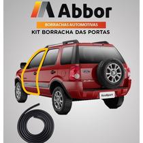 Borracha Da Porta Ecosport 2003 Até 2011