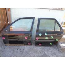 Portas Ld E Ford Fiesta Endura 96/00 Usadas Bom Estado Ok