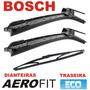 Kit Palhetas Dianteiras Aerofit E Traseira Eco Bosch Astra