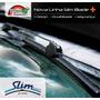 Ford Fusion 06/...- Jogo Palheta Do Limpador Slim Blade Dyna