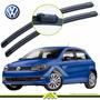 Palheta Silicone Volkswagen Gol G6 2013/... Original Rodo
