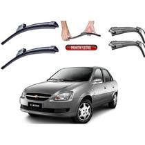 Limpador Parabrisas Kit Dianteiro Corsa Classic/sedan Par