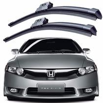 Palheta Slim Limpador Parabrisa Dianteiro Honda New Civic