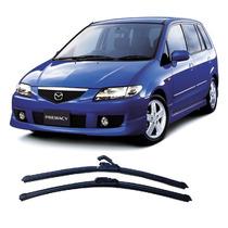 Par Palhetas Diant 24/16 Parabrisa Mazda Premacy 1999 A 2004