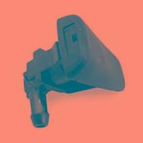 Esguiho Brucutu Lavador Parabrisas Lado Direit S10:1995a2011