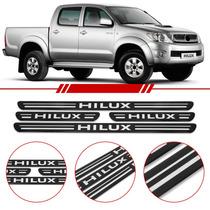 Soleira De Porta Toyota Hilux 2011 2010 2009 2008 07 06 2005