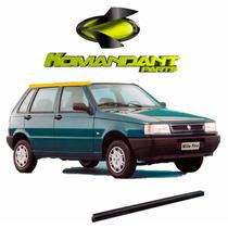Friso Teto Borrachão Fiat Uno 2 E 4 Portas Até 2003 - 1pç