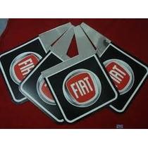 Parabarro Lateral Paralama Fiat Uno Vivave Novo