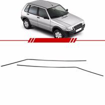 Par Borracha Pingadeira Fiat Uno 95 12 4 Portas