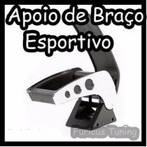 Console Apoio De Braço Universal Esportivo C/ Porta Objetos
