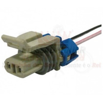 Conector 2 Vias Compressor Do Ar Condicionado Punto/dobló