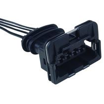Soquete Plug Conector Farol Astra/vectra/calibra 4 Vias Novo