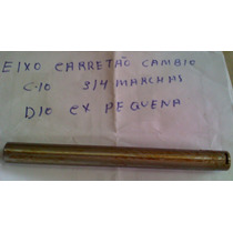 Eixo Do Carretel Cambio C10/d10 3/4 Marchas Cx/pequena Eaton