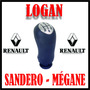 Bola De Câmbio Da Marcha Alavanca Logan Sandero Mégane ® Top