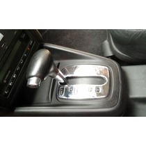 Acabamento Esteira Cambio Automático Vw Golf Bora Cor Preta