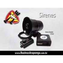 Buzina 3 Sons Personalizada - Araponga