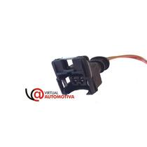 Soquete Plug Conector Bico Injetor Fiat/gm/vw/ford 2 Vias