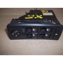 Conjunto Botoes Vidro Eletrico Porta Motorista Bmw X5 2003