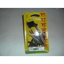 Chicote P/ Reparo Botão Vidro Eletrico 4 Portas Linha Gm