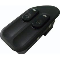 Interruptor / Botao Vidro Eletrico Ford Ka,fiesta E Ecosport