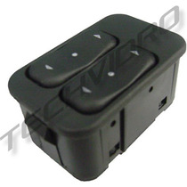 Botão- Interruptor Do Vidro Elétrico Corsa/celta/astra Duplo