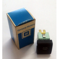 Botão Desembaçador Traseiro Vectra 2000/05 Gm 09138051