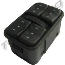Botão - Interruptor Do Vidro Elétrico Corsa E Celta/astra