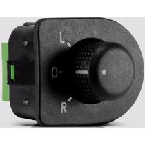 Botão Interruptor D/retrovisor Eletrico Golf 99/01 Original