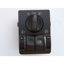 Botão De Farol Com Regulagem De Altura Original Gm Astra