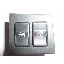 Interruptor Vidro Elétrico Duplo ** Uno/ Eba/fiorino**