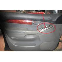 Botao Interruptor Chave Vidro Eletrico Toyota Prado 2005/09