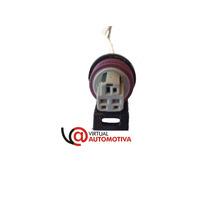 Chicote Plug Conector Compressor Do Ar Condicionado: Ducato