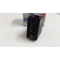 Interruptor Botão Regulagem Altura Farol C3 206 207 Original