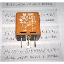 Relé Temporizador Limpador Traseiro Audi Código Zbd 955 529