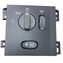 Interruptor/botão Do Farol - C/ Milha - S10 01/ - Original