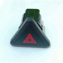 Botão Interruptor Do Pisca Alerta Fiat Novo Palio 2012/