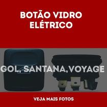 Botão Interruptor Vidro Eletrico Gol Quadrado Santana Voyage