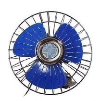 Ventilador Automotivo Portatil 12v 8 Polegadas Universal
