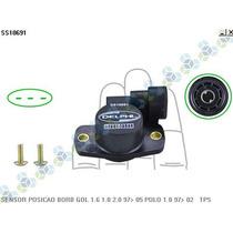 Sensor Posição Borboleta Polo 1.8 97/02 - Delphi
