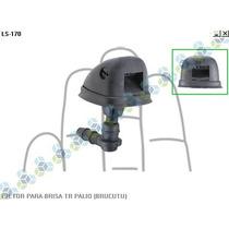 Bico Ejetor Brucutu Agua Fiat Palio Traseiro - Ls