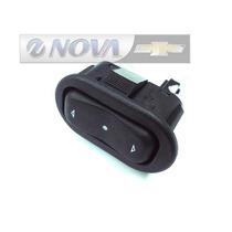 Botao Interruptor Vidro Eletrico [porta Corsa Novo-2002-2012