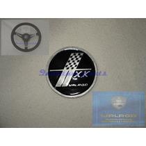 Emblema Volante De Direçao Modelo Xk Walrod Peça Nova