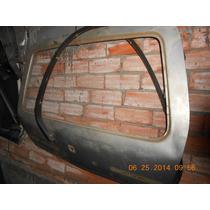 Tampao Trazeiro Caravan 80 A 92